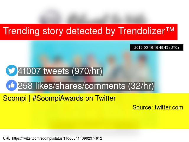 Soompi | #SoompiAwards on Twitter