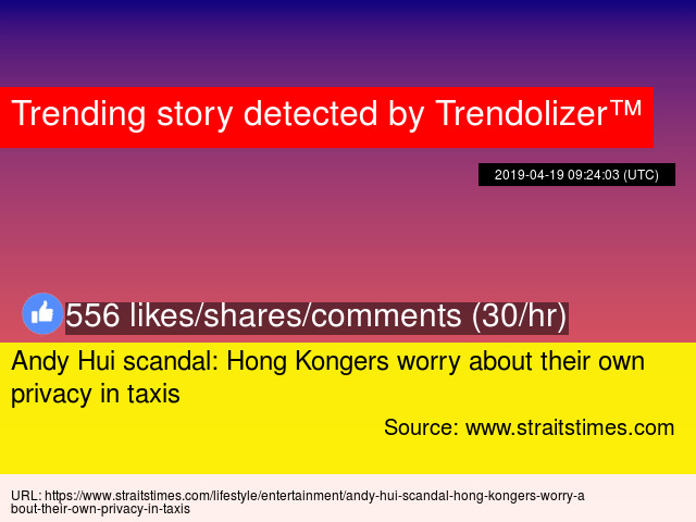 Andy Hui scandal: Hong Kongers worry about their own privacy