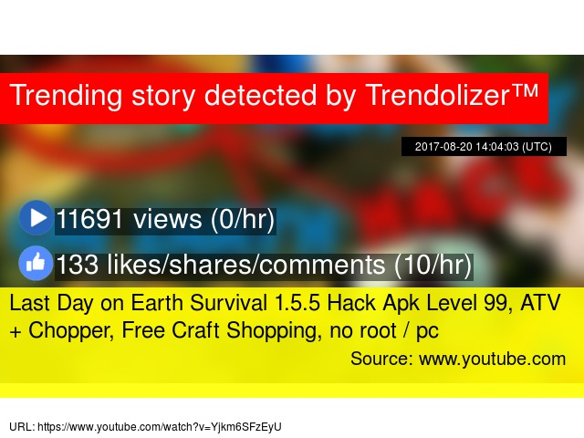 Last Day on Earth Survival 1 5 5 Hack Apk Level 99, ATV +