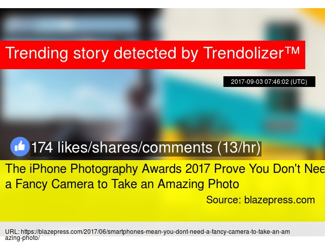 The IPhone Photography Awards Prove You Dont Need A Fancy - Smartphones mean you dont need a fancy camera to take an amazing photo